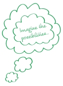 UoY Careers Imagine the possibilities LARGE dark green