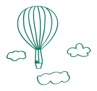 UoY Careers Balloon illy