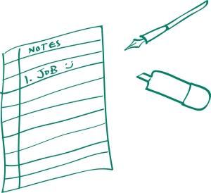 UoY Careers Note & Pen