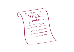 I keep hearing about this York Award, but what is it