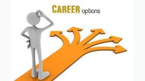 Illustrative image of career options